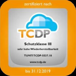 TCDP Small 1.0