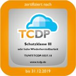 Prüfzeichen_TUVIT-TCDP-5537.18-150x150