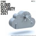 """Cloud-Nutzer fürchten Datendiebstahl: Cloud Security"""" Studie von IDG Research Services in Zusammenarbeit mit uniscon, München 2021"""